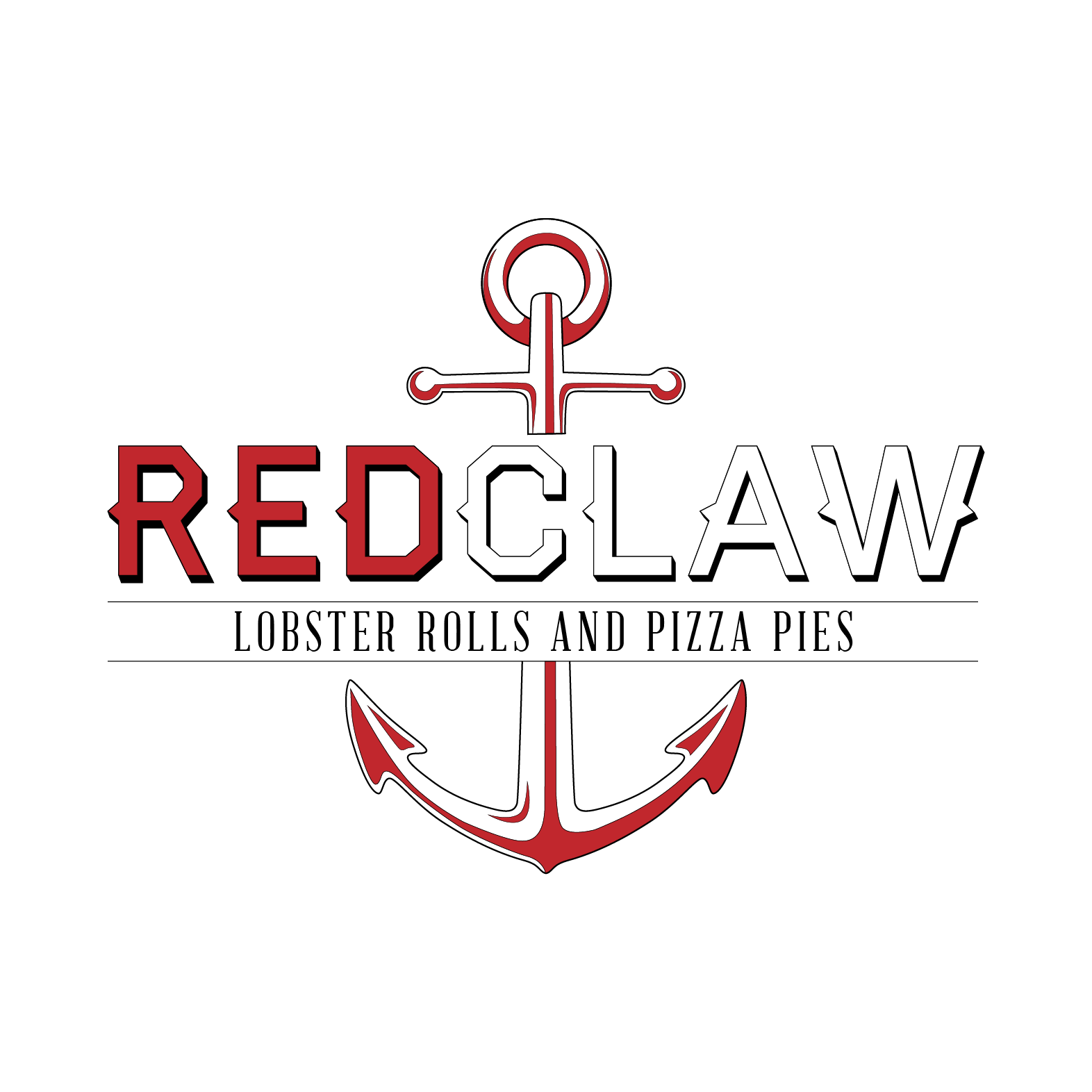 The Red Claw | Lobster Rolls & Pizza Pies
